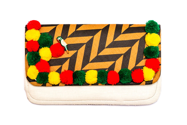 Women's Clutch Bag CLU103 - Miss Birdy - LoveThisStuff.com