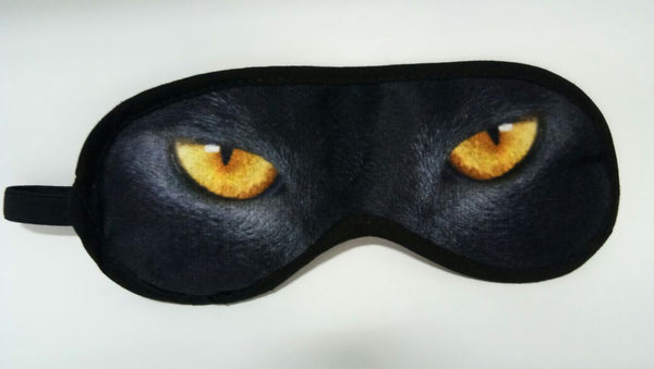 Cat Eye Travel Eye Mask