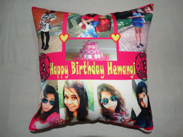 Cushion Cover Birthday Cushion (18thBday) - LoveThisStuff.com
