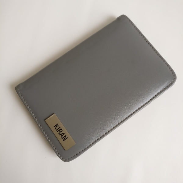 Persnalized Passport & Card Holders - LoveThisStuff