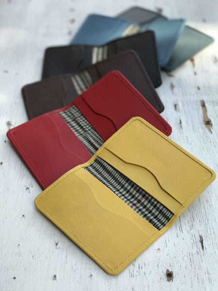 SET OF 6 Small Wallets-Personalised
