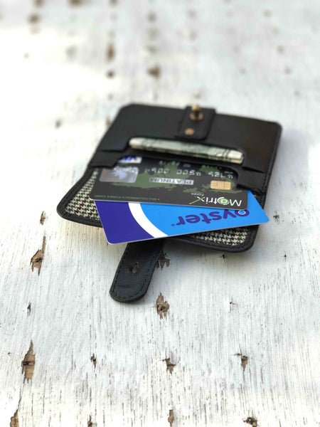Small Wallet-Black