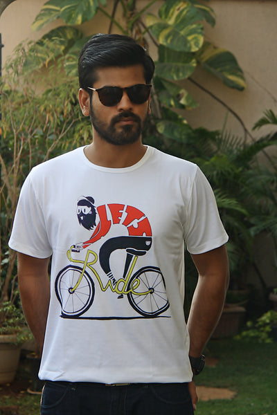 LETS RIDE Limited Edition T-Shirt