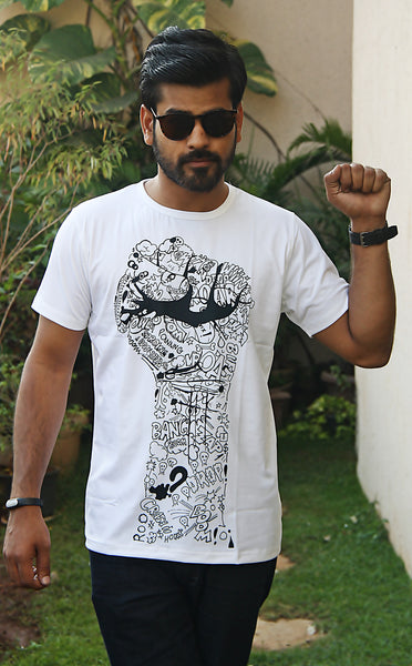 INQUILAB Limited Edition T-Shirt - LoveThisStuff