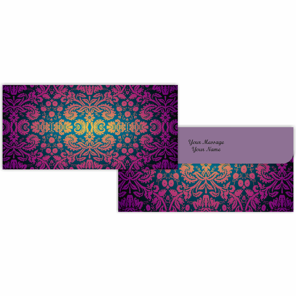 Dream Pattern Cash Envelopes