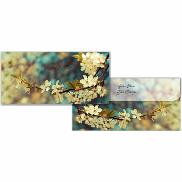 Beautiful nature Cash Envelopes