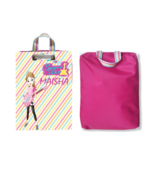 Lap Writing Pad ----SUPERSTAR GIRL - LoveThisStuff
