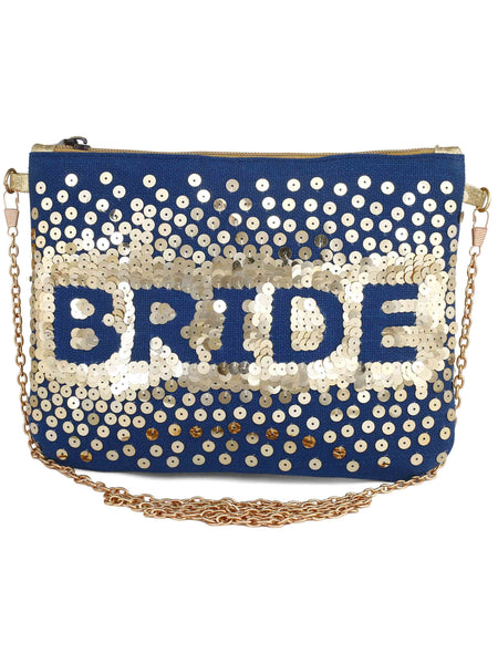 Women's Sling Bag Bride Sequin bag - LoveThisStuff.com