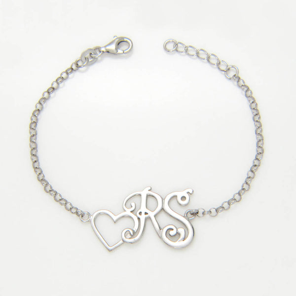 Unisex Bracelets Customised Couple Love Bracelet - LoveThisStuff.com