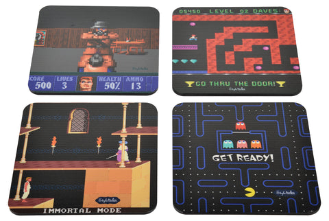 Coaster 90's Pc Games Acrylic Coasters - LoveThisStuff.com