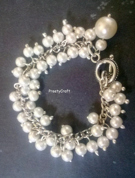 Women's Bracelet Beaded Chain Bracelet14 - LoveThisStuff.com