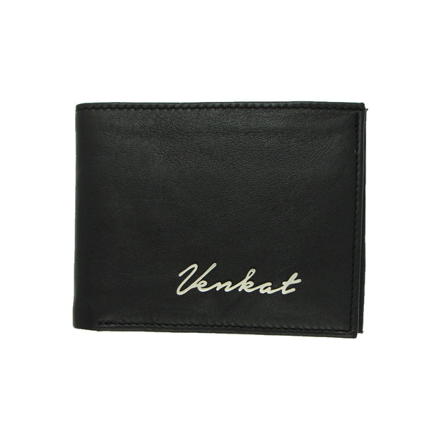Personalised Name Wallet