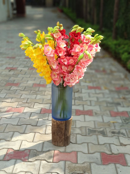 Artificial Cymbodium Flowers