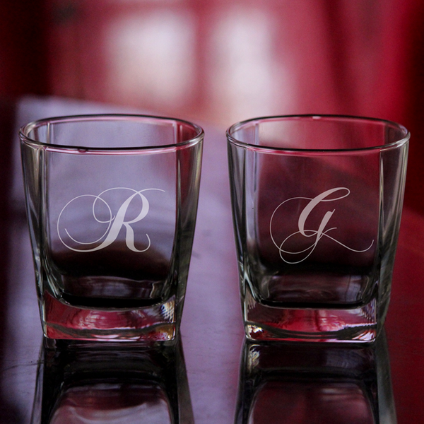 Set of 2 Whiskey glasses - LoveThisStuff