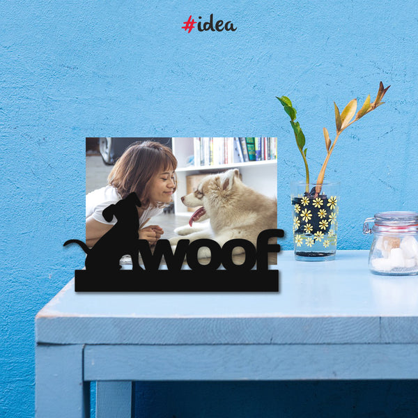 Woof Photoframe / Stand