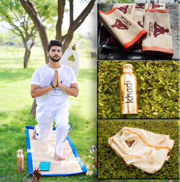 Male Yoga Kit