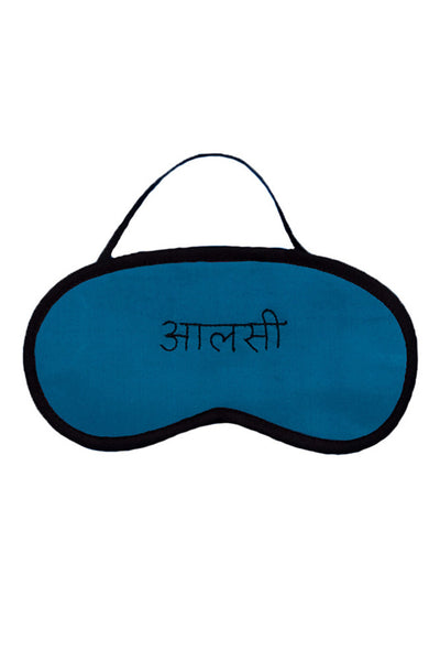 Unisex Eye Mask Aalsi Blue Eye Mask - LoveThisStuff.com