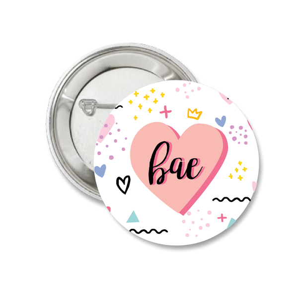 Badge Bae Button Badge - LoveThisStuff.com