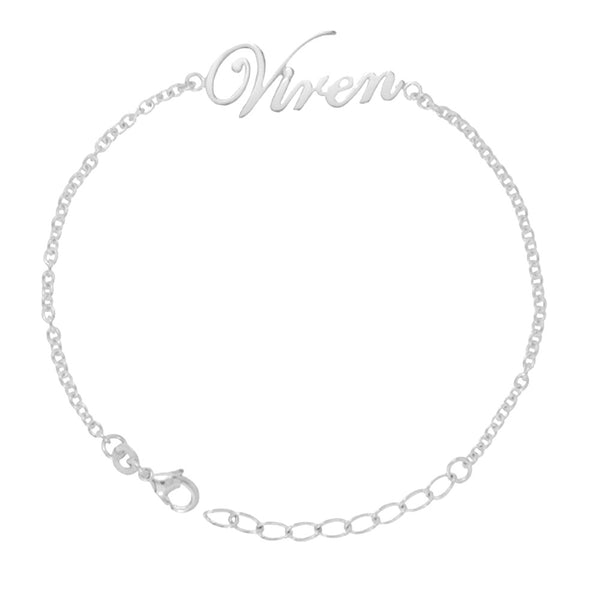 NAME BRACELET FOR MEN AND WOMEN - LoveThisStuff