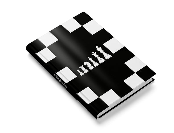 Notebook Chess Hardbind Notebook - LoveThisStuff.com