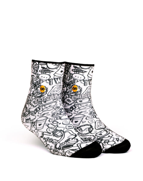 Social Circle Unisex Ankle socks - LoveThisStuff