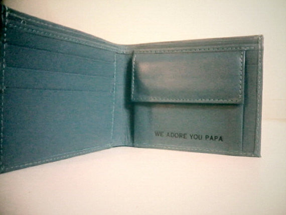 19.Wallet-Personalised Teal Grey