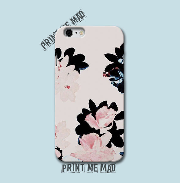 Pink floral Phonecase