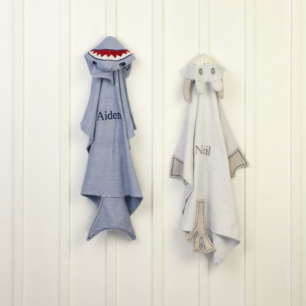 Shark Animal Personalised Baby Wrap