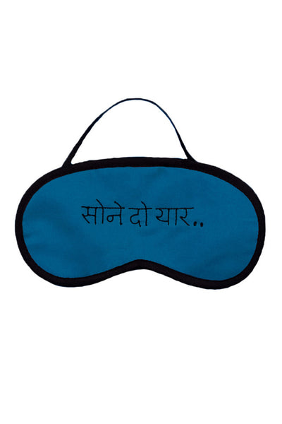 Sone Do Yaar Blue Eye Mask