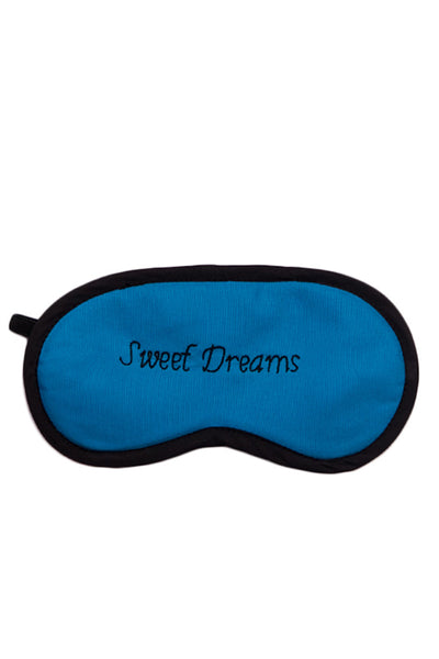 Sweet Dream Blue Eye Mask