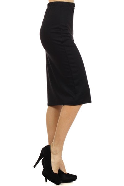 Pencil Skirt Black (including Curvy)