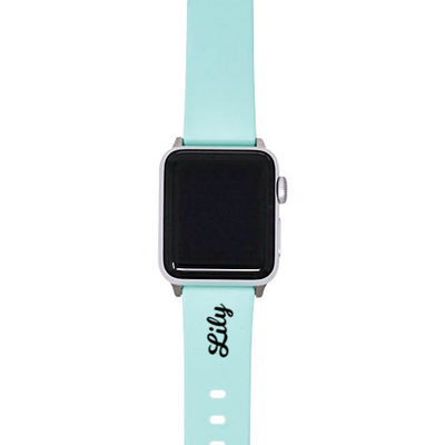 Pastel Green Apple Watch Strap
