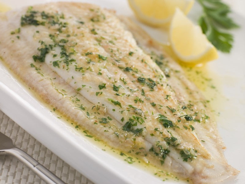 Lemon Sole - Healthy and Sustainable