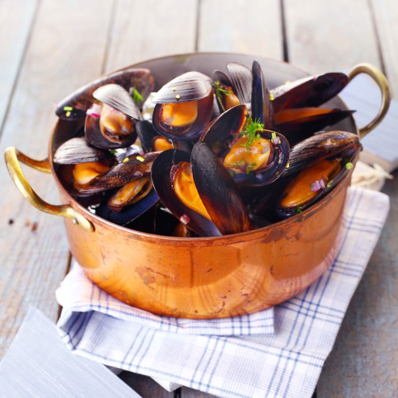 Mussels: Your Guilt-Free Seafood Choice
