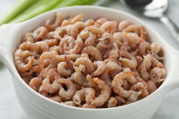 Shrimps Peeled Brown