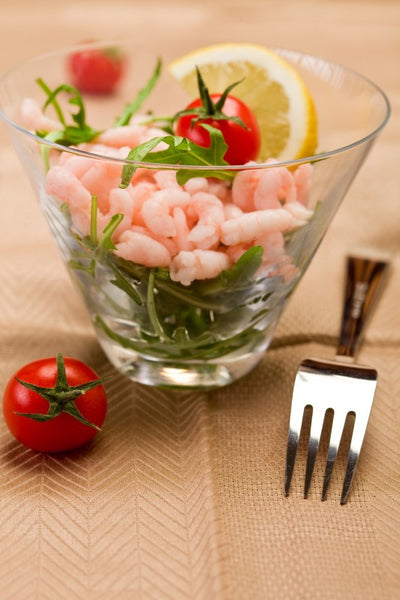 Frozen Prawns - Cooked and Peeled