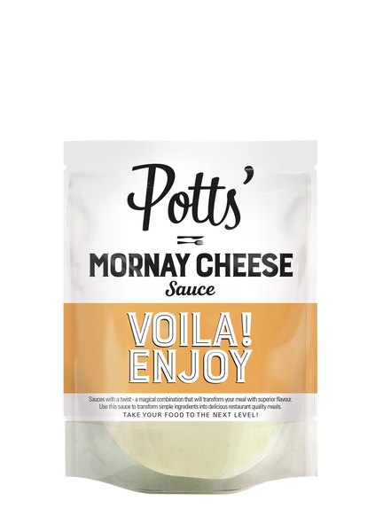 Mornay Cheese Sauce