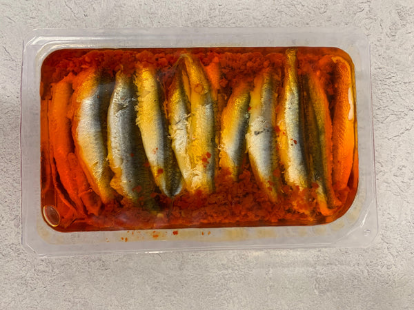 Oriental Anchovies