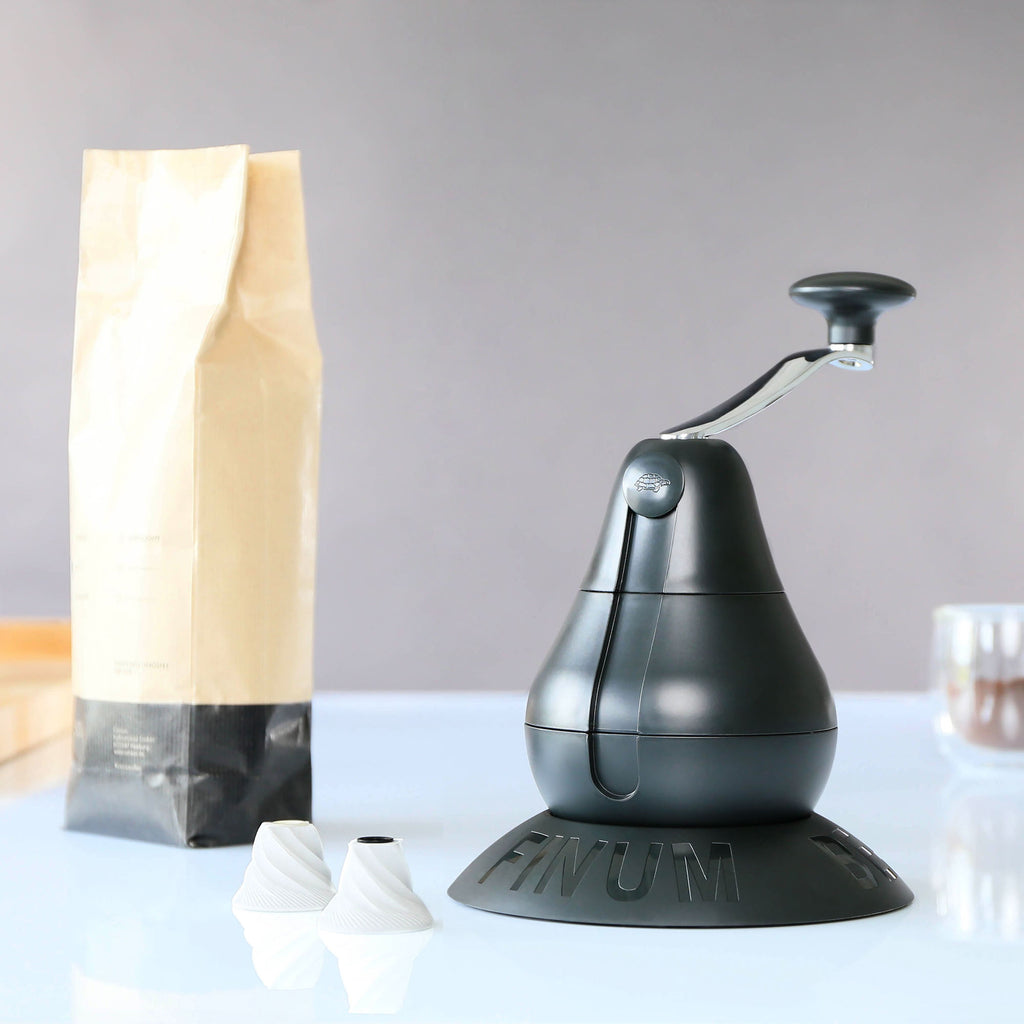 Manual Coffee Grinder BEAN ME UP by finum