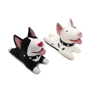Cute Bull Terrier Door Stopper