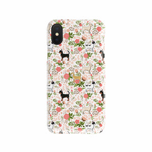 Chihuahua Floral Phone Case