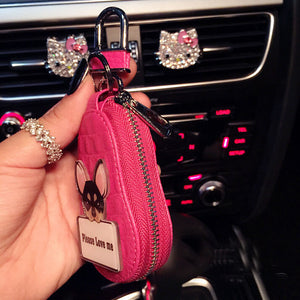 Chihuahua Car Key Holder