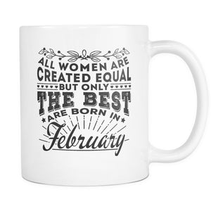 Drinkware - 02 Born In February Mug