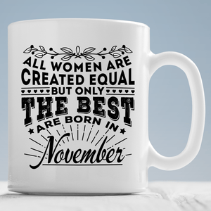 Drinkware - 11 Born In November Mug