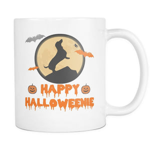 Drinkware - Happy Halloweenie (Dachshund)