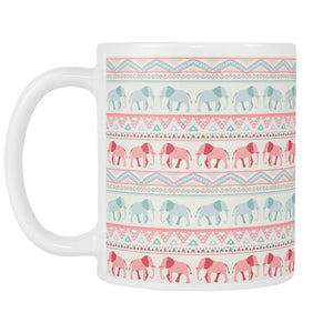 Drinkwear - Retro Elephant Mug
