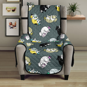Cat Hug Fish Chair & Sofa Protector