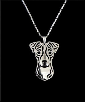 Necklace - Chic Jack Russell Terrier Necklace