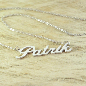 Necklace - Personalized Name Necklace *Free Shipping*
