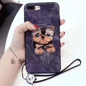 Phone Case - Baby Yorkshire Terrier IPhone Case